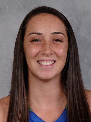Florida Golf Coast basketball player Kady Schrann (York Catholic)