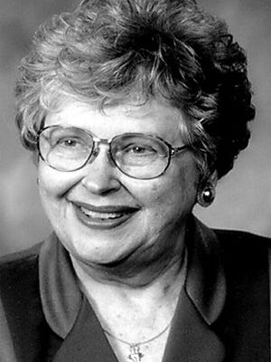 "Marijane Landis starred in WGAL's ""Percy Platypus and His Friends."" She died on Dec. 22 at age 87."