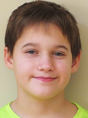 Matthew Cartier turns 12 on February 1. He is the son of Bob and Kim Cartier of Glen Rock. Matthew is a sixth grade student at Friendship Elementary School.