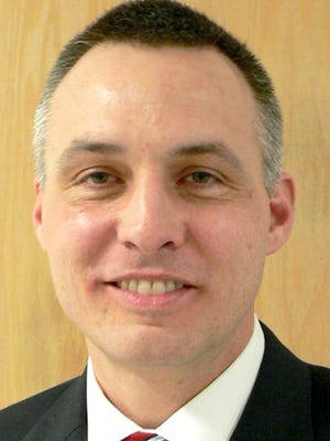 Wilbur L. Stout Jr., director of secondary education at the Cornwall-Lebanon School District.