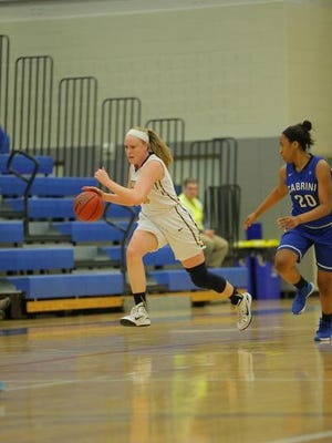 Neumann's JoHanna Metzer joined the 1,000-point club and was named CSAC Player of the Year