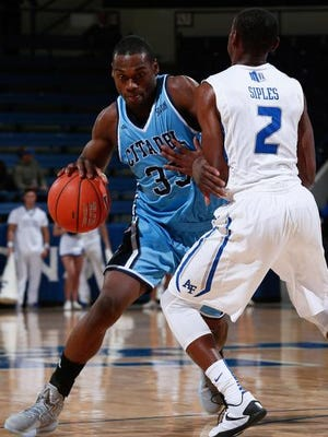 Citadel and Quinton Marshall were eliminated from the SoCon tournament Friday.