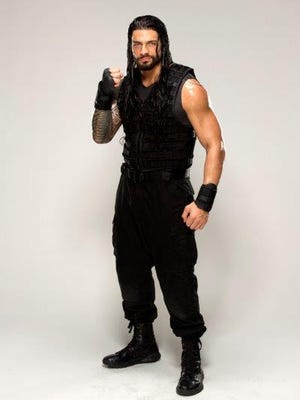 Roman Reigns will be among the muscle when WWE's RAW comes to the Resch Center on May 30.