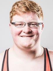 Northeastern's Blaine Yinger, a GameTimePA all-star