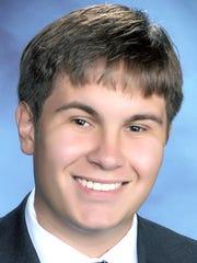 Zachary Koslowski, Cedar Crest High School