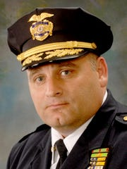 York City Police Chief Wes Kahley