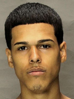 Luis Hernandez Jr., no known address, suspect in home invasion robbery