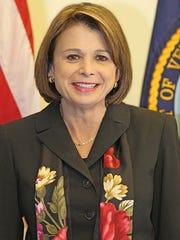 Deborah Amdur, former boss of a VA facility in Vermont,