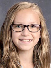 Olivia Heil, Elco Intermediate School