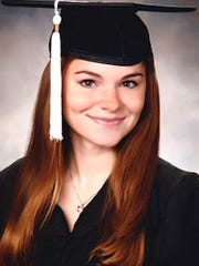 Kelsey Markle graduated from Messiah College.