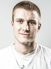 Central York's Jared Wagner, a GameTimePA all-star boys basketball player.