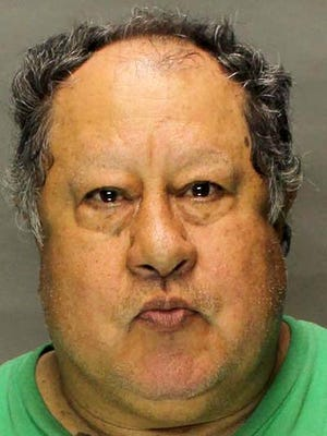 Hipolito Sanchez-Rivera, 62, of Lebanon was charged after police said he lured a girl into his recreational trailer and tried to kiss her.