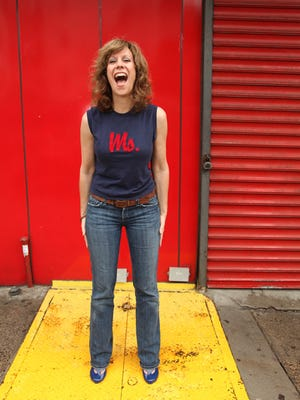 Lizz Winstead is no stranger to political comedy.