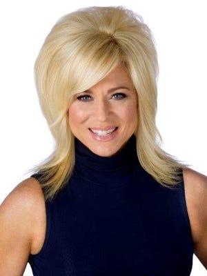 "Theresa Caputo, star of TV's ""Long Island Medium,"" will be at the Weidner Center on Sunday night."