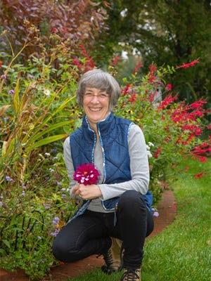 """Marta McDowell, author of """"All the Presidents' Gardens."""""""