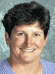 Julia Haynes, West York track and field coach