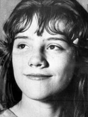 1965 file photos of Sylvia Likens.
