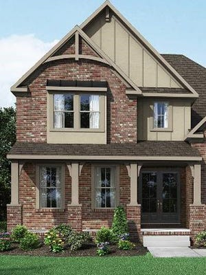 The simple projects suggested here were used to enhance the curb appeal of this home.