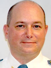 Bryan J. Rizzo, chief of Northeastern Regional Police Department
