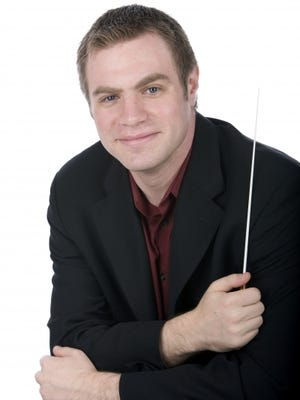 Joshua Gersen will conduct works by Beethoven, Strauss and Tchaikovsky for the KSO's Moxley Carmichael Masterworks Series.