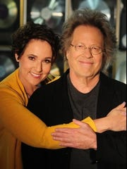 Songwriter and composer Steve Dorff with Colette Freedman,