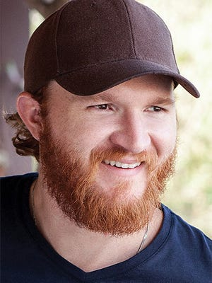 Eric Paslay will headline a concert to benefit MTSU's Department of Recording Industry.