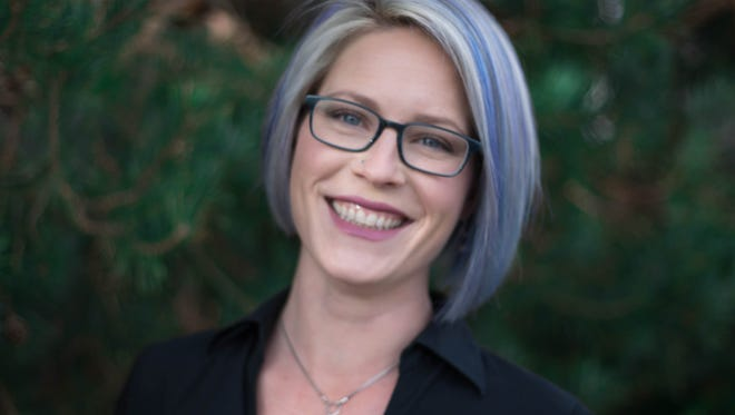 Nevada state Assembly candidate Sarah Peters