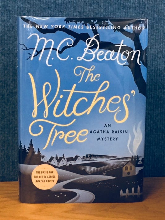 Witches' Tree by M.C. Beaton