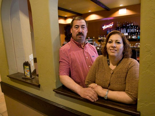 Simon and Rosa Madrigal opened their Mexican restaurant, El Camino, a little more than 13 years ago on Michigan Avenue in Sheboygan.