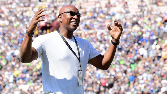 Hall of Fame running back Eric Dickerson says everything about the Los Angeles Rams is better now that Jeff Fisher isn't the coach of the team.