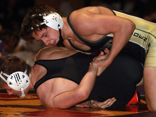 Mt. Juliet's Dylan Quinn won the 160-pound championship at the 50th annual Johnny Drennan '85 Memorial Invitational on Saturday.