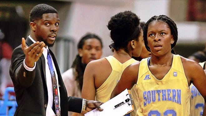 Former Southern University assistant coach Brian Shyne has been named the head coach of the North Caddo girls basketball team.