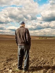 Succession is a major issue for older farmers, as many farmers in the state don't have relatives who will take over the business, so neighboring farms take over the land instead and grow.