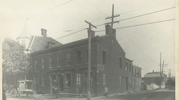 A commenter using the name Divephil sent in this picture of what he thought was the A.S. Hershey 5-and-10 from the early 1900s at the corner of Market Street and Belvidere Avenue.