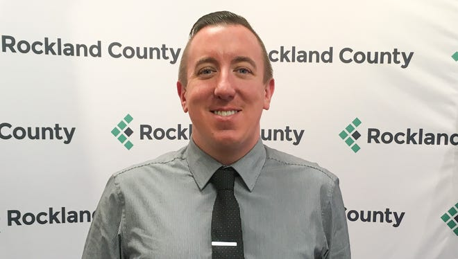 John Lyon is the new director of strategic communications for Rockland County Executive Ed Day.