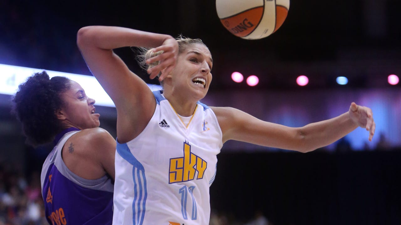 One of the biggest trades in the WNBA's history has Elena Delle Donne heading to the Washington Mystics.