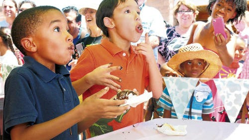 Ice cream is the star of the New Mexico Farm and Ranch Heritage Museum's most popular events.