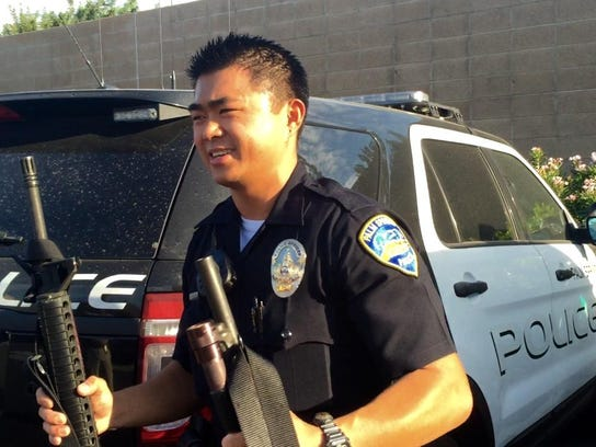 California asks where have all the cops gone - Police officer in california ...