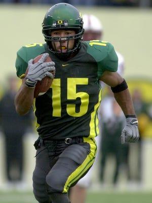 Oregon's Keenan Howry.