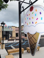 A new ice cream parlor in Somerville just opened, Summer Ville, located at 144 E Main St. in Somerville.