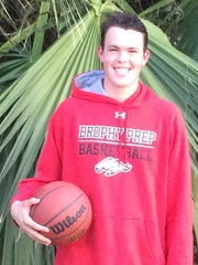 Sean Even, from Brophy College Prep, is azcentral sports'