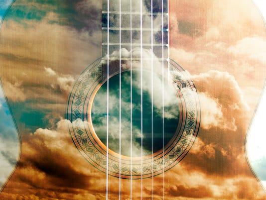 Acoustic guitar design