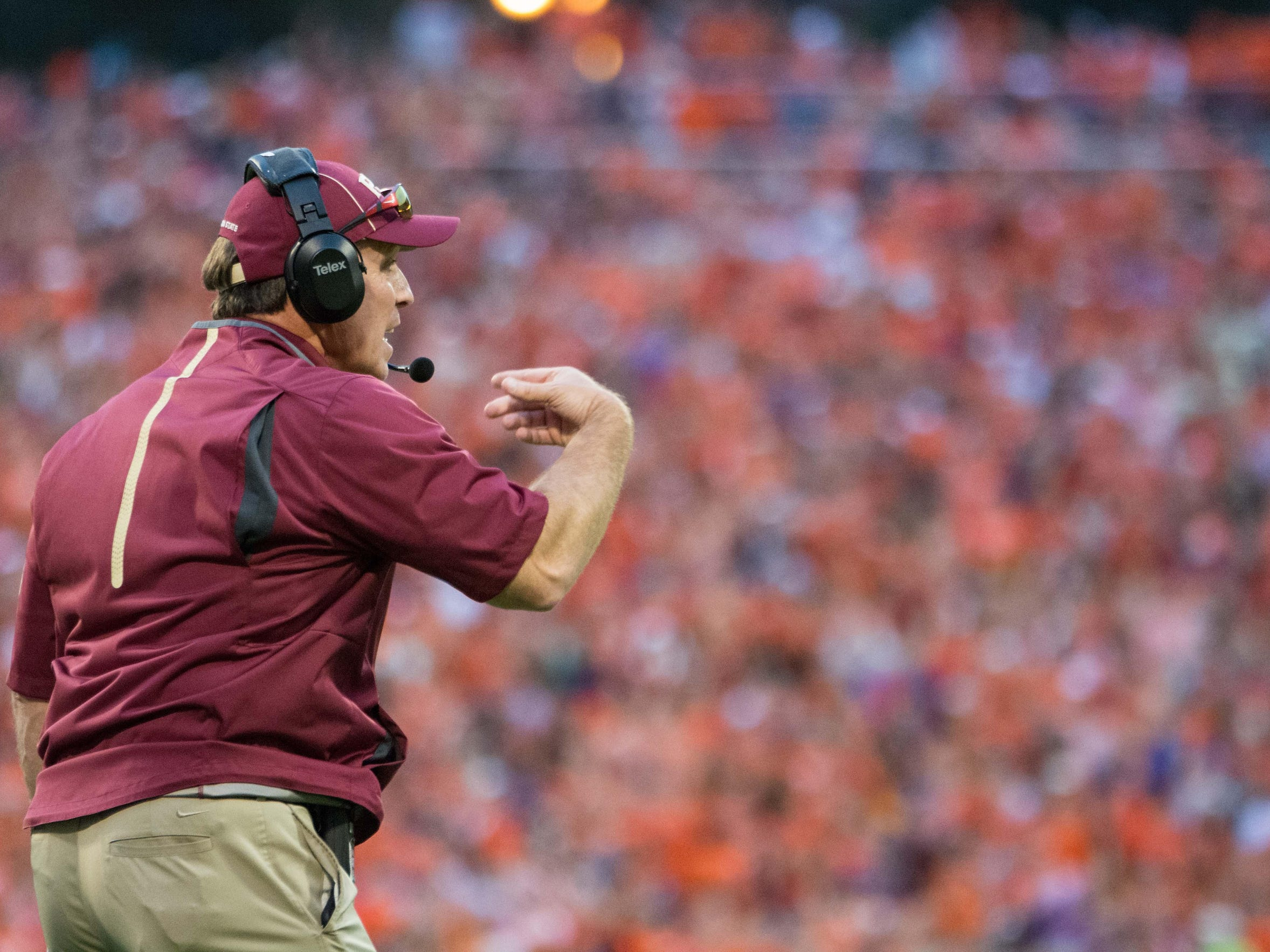 Jimbo Fisher is expecting a lot out of the 2016 Florida