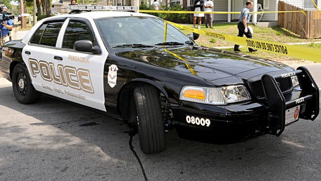 The Pensacola Police Department is having a vehicle auction.