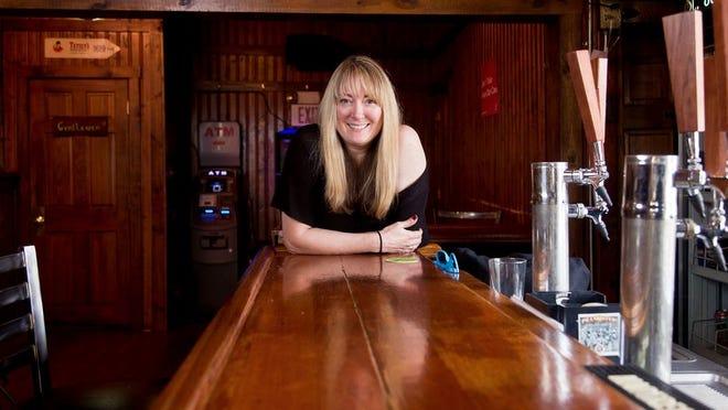 St. James Tavern owner Michelle Hill