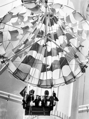 1986: Great Adventure Parachute Ride