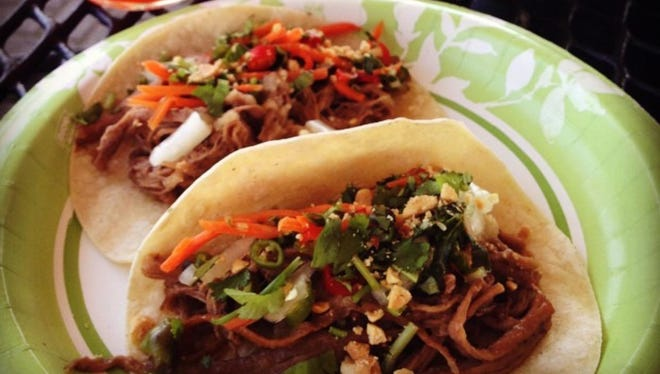 Ki' Mexico offers a variety of flavors on their specialty tacos with fresh ingredients made in-house.
