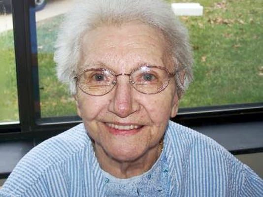 Kathryn Geib celebrated her 100th birthday. Submitted