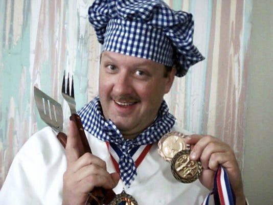 TV chef Mark Anthony