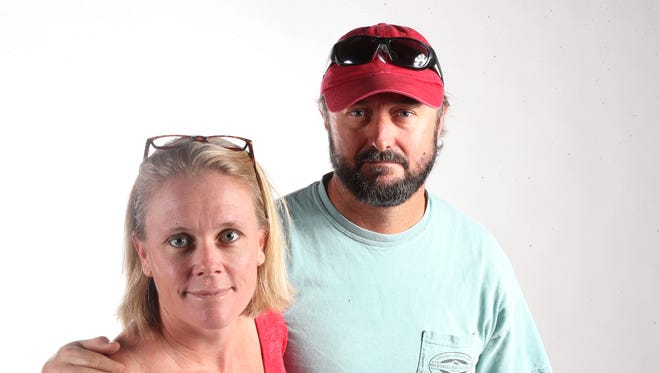"Jason and Mary McGuire, who lived in south Fort Myers for nearly two years, just moved to the Raleigh, N.C., area. They cited several reasons for the move, including a dislike of Lee County's school choice system and ""subpar"" public education; living in a neighborhood of mostly vacation homes that left them and their three children feeling lonely; and poor water quality. Jason, who worked at Florida Gulf Coast University, also cited a culture at the college that didn't suit him. The family's home also sustained significant damage from Hurricane Irma, prompting an ongoing fight with their insurance company."